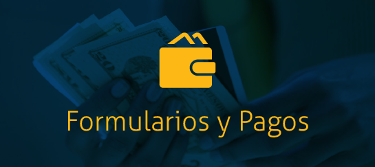 Formularios y Pagos - Forms & Fees