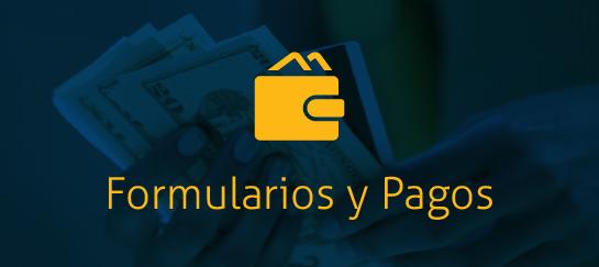 Formularios y Pagos - Forms & Fees